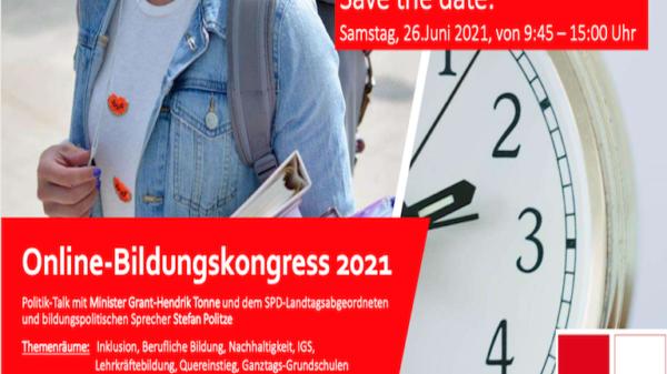 Bildungskongress am 26.06.2021